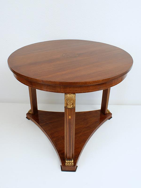 tisch mahagoni ahorn auf weichholz furniert um 1900. Black Bedroom Furniture Sets. Home Design Ideas