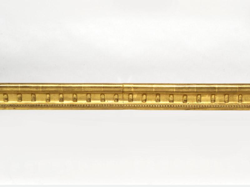 vorhangstange holz gefasst vergoldet frankreich 1870 80 antiquit ten am markt t bingen. Black Bedroom Furniture Sets. Home Design Ideas